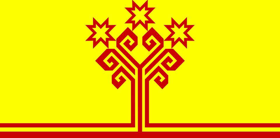 Чувашский  flag