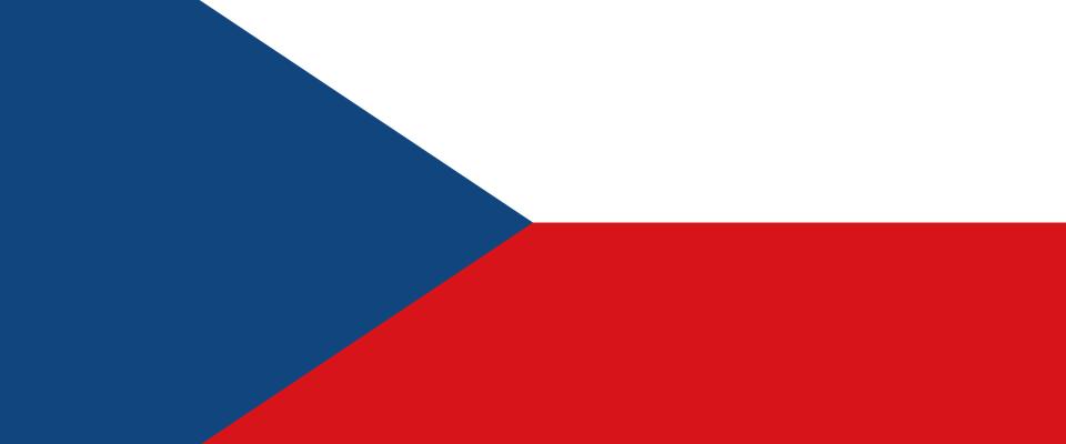 Чешский  flag