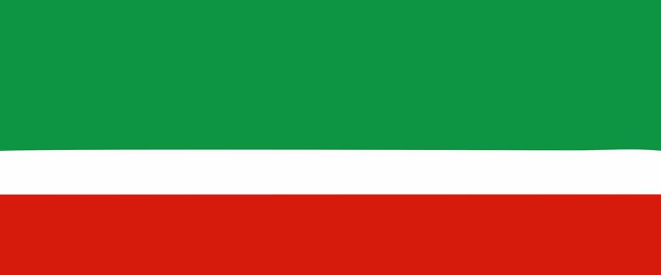 Чеченский  flag