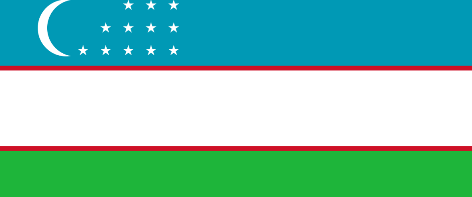Узбекский  flag