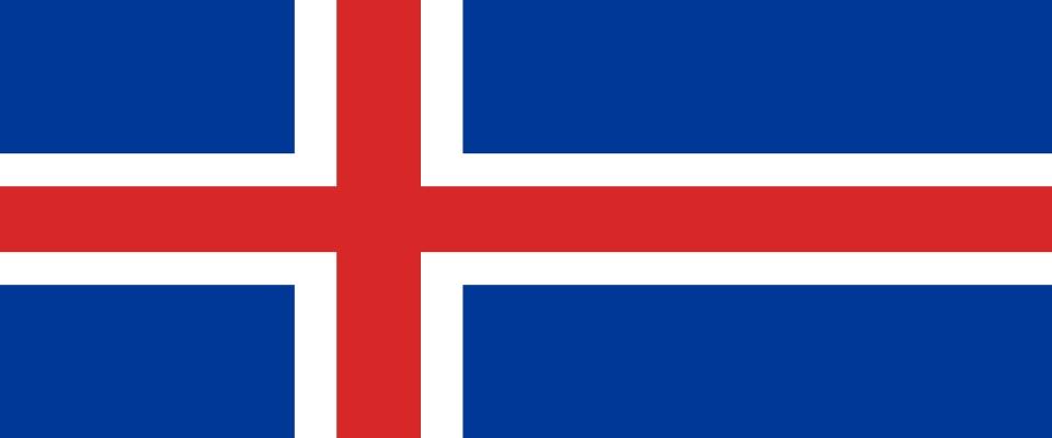 Исландский  flag