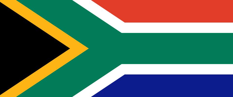 Бурский (африканс) flag