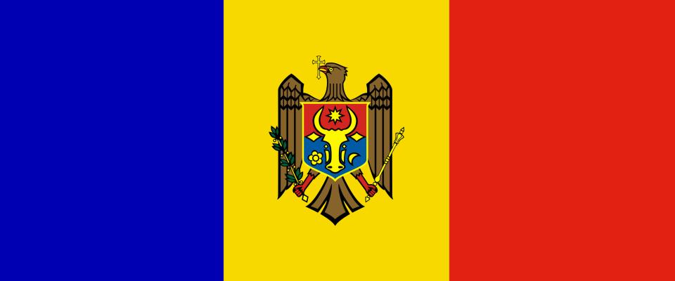 Молдавский  flag