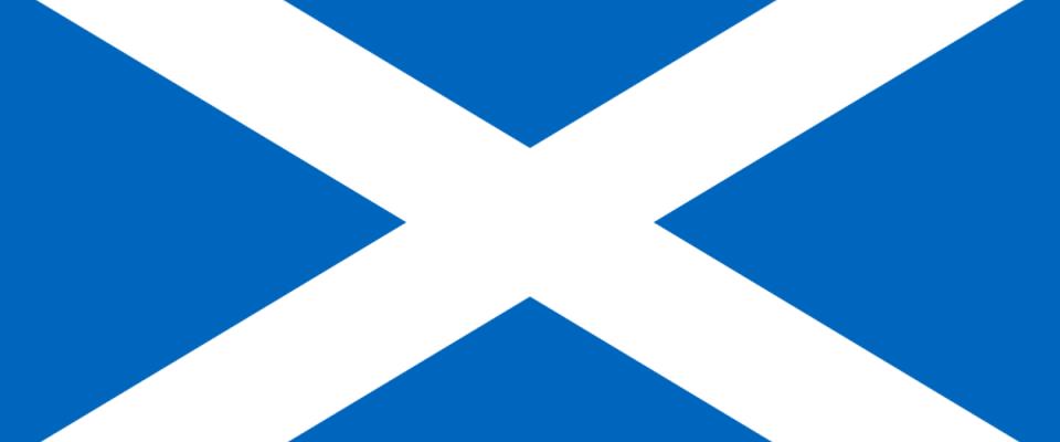 Гаэльский (Шотландский) flag