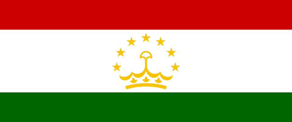 Таджикский  flag