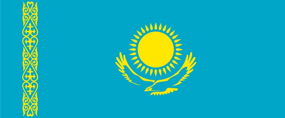 Казахский flag