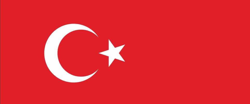 Турецкий  flag