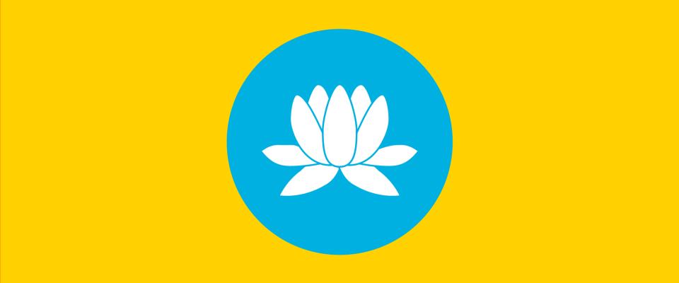 Калмыцкий  flag