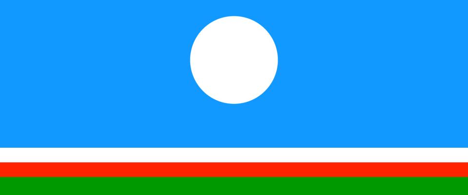 Якутский  flag